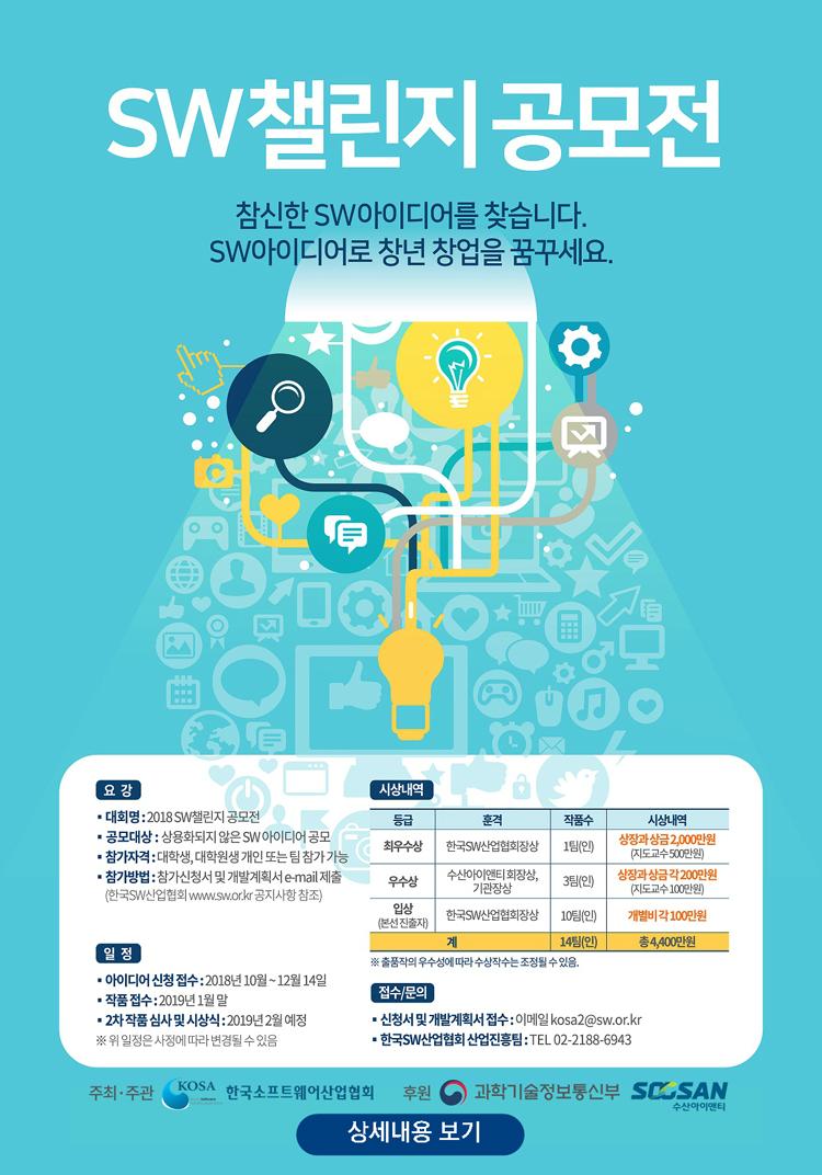 2018 SW챌린지 공모전 (한국소프트웨어산업협회 주최).png